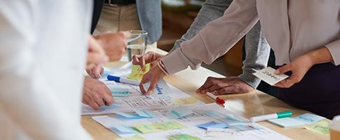 CWAVE Peer-Peer Calls & GE Focus Groups